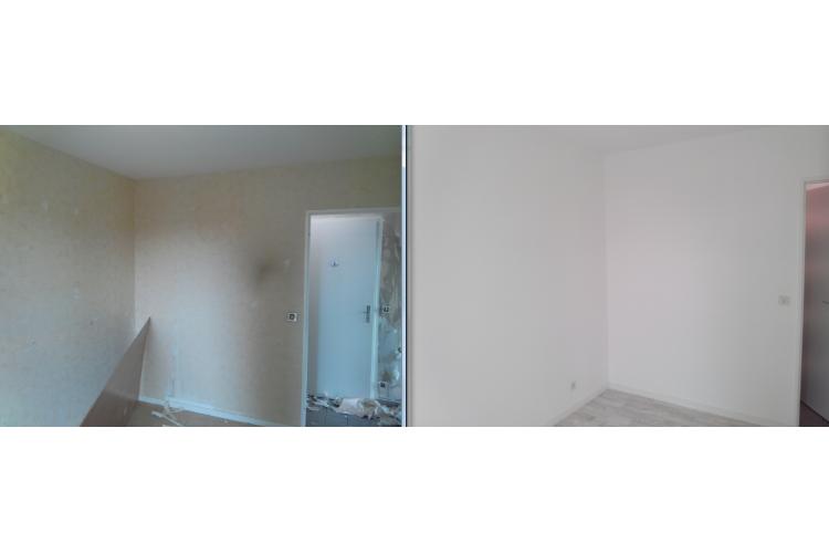 chambre 1 avant/après 2
